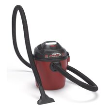 Bulldog 4 Gallon Wet/Dry Vacuum