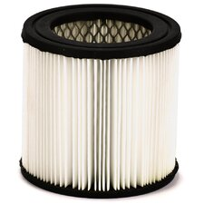 Ash Vacuum Replacement HEPA Cartridge Filter