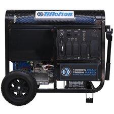 10,000 Watt Electric Start Portable Gasoline Generator