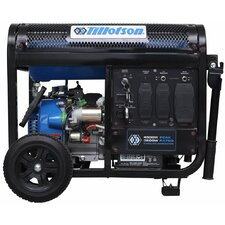4,500 Watt Electric Start Portable Gasoline Generator