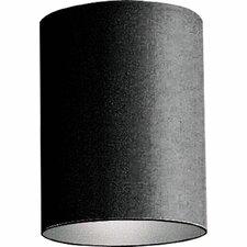 Cylinder 1 Light Flush Mount