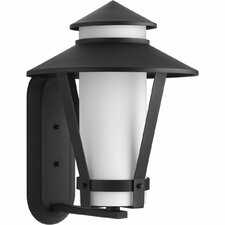 Via 1 Light Wall Lantern