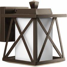 Scope 1 Light Outdoor Wall Lantern