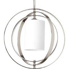 Equinox 1 Light Foyer Pendant