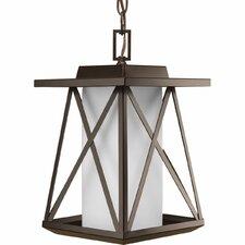 Scope 1 Light Outdoor Hanging Lantern