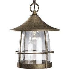 Prairie 1 Light Outdoor Hanging Lantern