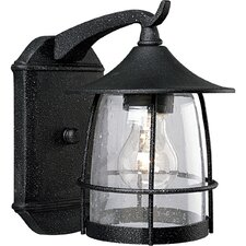 Prairie 1 Light Wall Lantern