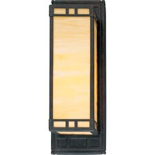 Arts and Crafts Wall Sconce - Energy Star
