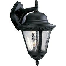 Westport 2 Light Outdoor Wall Lantern