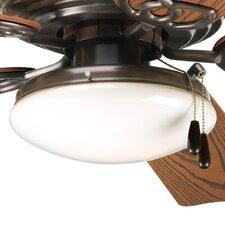 AirPro 2 Light Bowl Ceiling Fan Light Kit