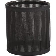 "4.25"" Chiffon Fabric Drum Lamp Shade"
