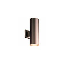 Cylinder 2 Light Sconce