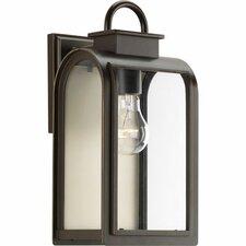 Refuge 1 Light Outdoor Wall Lantern