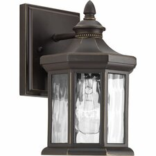 Edition 1 Light Outdoor Wall Lantern