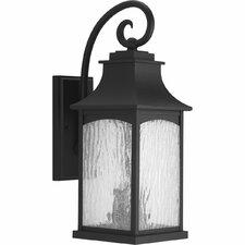 Maison 2 Light Outdoor Wall Lantern