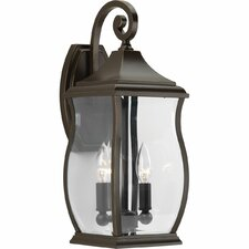 Township 2 Light Outdoor Wall Lantern