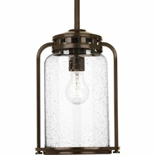 Botta 1 Light Outdoor Hanging Lantern