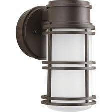 Bell 1 Light Outdoor Sconce