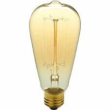 40W Medium Base Light Bulb