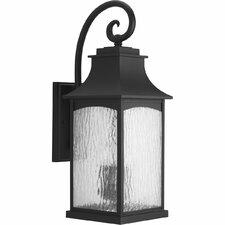 Maison 3 Light Outdoor Wall Lantern