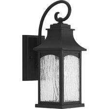 Maison 1 Light Outdoor Wall Lantern