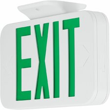 Exit/Emergency Light