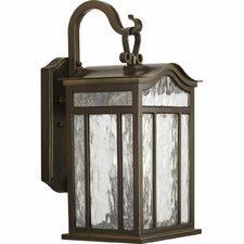 Meadowlark 3 Light Outdoor Wall Lantern