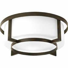 Dynamo 4 Light Flush Mount