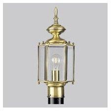 Brass Guard Lanterns 1 Light Post Light
