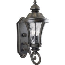 New Traditions 2 Light Outdoor Wall Lantern