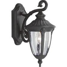 Meridian 1 Light Outdoor Wall Lantern