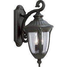Meridian 2 Light Outdoor Wall Lantern