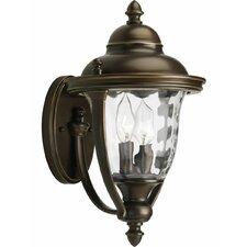 Prestwick 2 Light Outdoor Wall Lantern