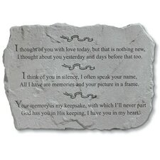 I Thought of You with Love Today Stepping Stone
