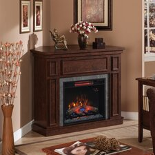 Newcastle Infrared Electric Fireplace