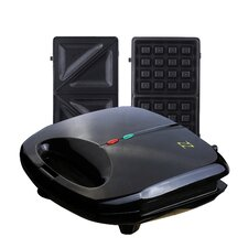 2 in 1 Waffle and Sandwich Maker