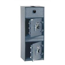 Rotary Chamber Commercial Depository Safe 2.52 CuFt