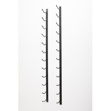 Wall Series 12 Bottle Wall Mounted Wine Rack