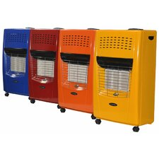 Bartolini Bella I 4,200 Watt Natural Gas Heater