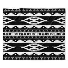 Cheroke Fleece Throw Blanket