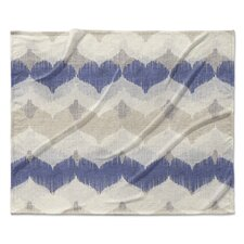 Aria Fleece Throw Blanket