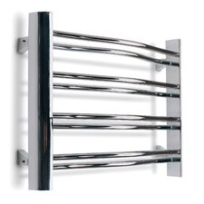 Petit Wall Mount Water-Fed Heated Towel Rail