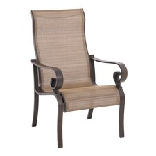 Riva Sling Dining Arm Chair (Set of 2)