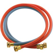 5' EDPM Rubber Washing Machine Hoses (Set of 2)