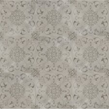 "Concrete Loft Deco 24"" x 24""  Porcelain Field Tile in Concrete Classic"