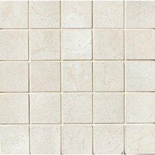 "El Dorado 2"" x 2"" Porcelain Mosaic Tile in Shell"