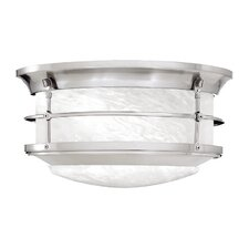 Newport 2 Light Flush Mount