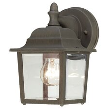 Covington 1 Light Outdoor Wall Lantern