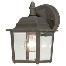 Essentials 1 Light Wall Lantern