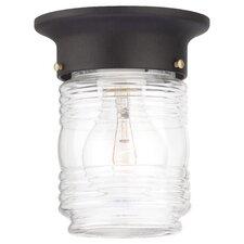 Essentials 1 Light Flush Mount